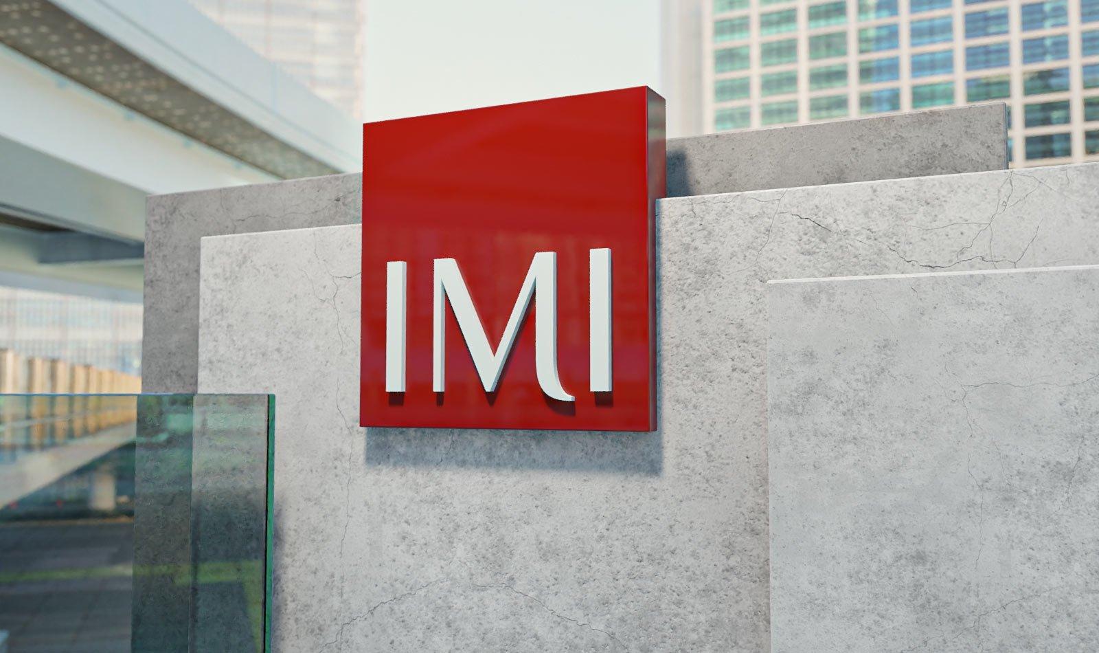 Logo IMI Immobiliare Milano