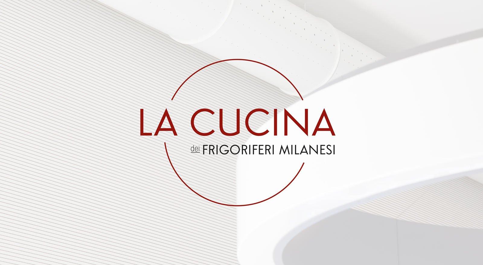 la cucina dei frigoriferi milanesi logo kayak agenzia di comunicazione milano