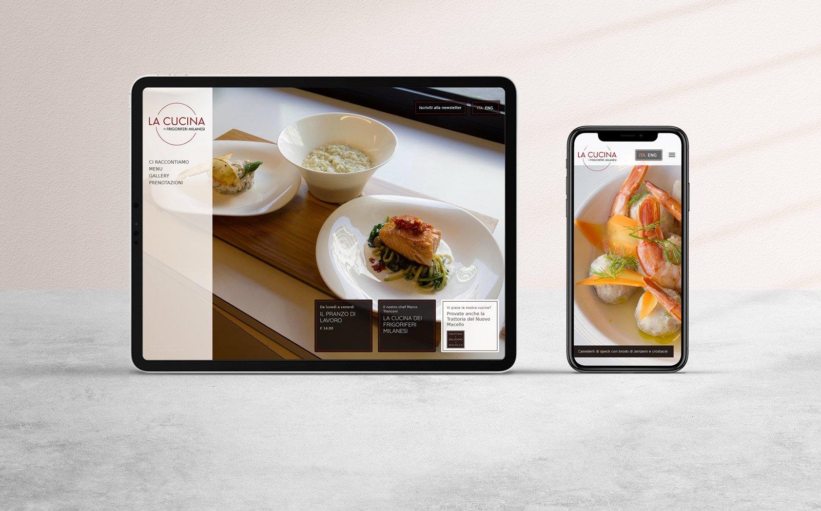 la cucina dei frigoriferi milanesi sito kayak agenzia di comunicazione milano